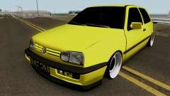 Volkswagen Golf 3 Stanced v2 für GTA San Andreas