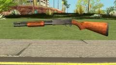 Chromegun HQ (With HD Original Icon) pour GTA San Andreas