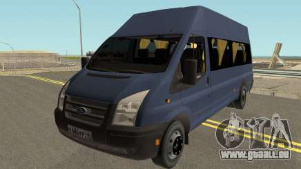 Ford Transit HQ pour GTA San Andreas