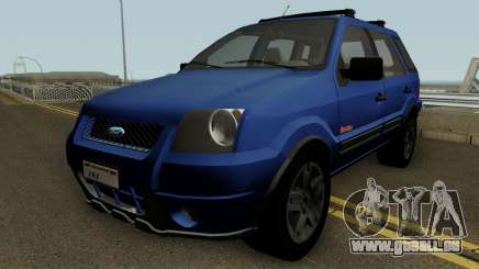 Ford EcoSport 2007 pour GTA San Andreas