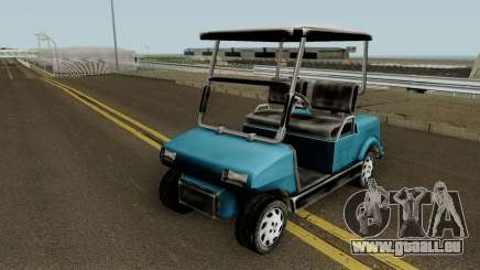 Caddy from Vice City für GTA San Andreas