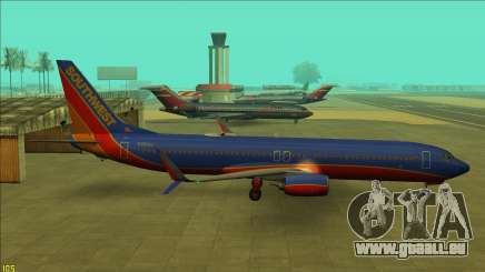 Southwest Airlines 737-800 pour GTA San Andreas