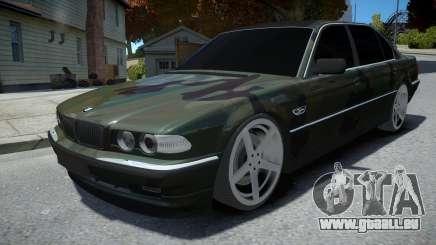 BMW 760Li E38 für GTA 4