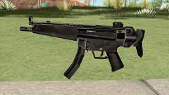 MP5 (Counter Strike 1.6) pour GTA San Andreas
