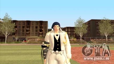 Claudio Serafino Default pour GTA San Andreas