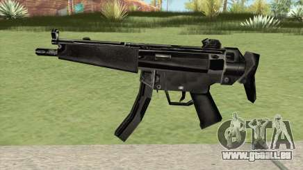 MP5 (Counter Strike 1.6) pour GTA San Andreas