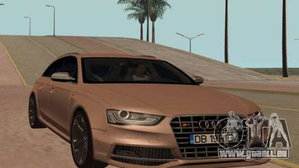 Audi S4 Avant B8.5 pour GTA San Andreas