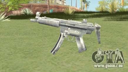 MP5 (HD) für GTA San Andreas