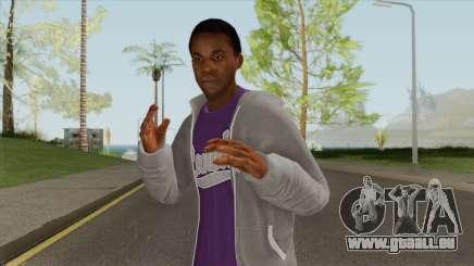 New Ballas Skin V3 (HD) für GTA San Andreas