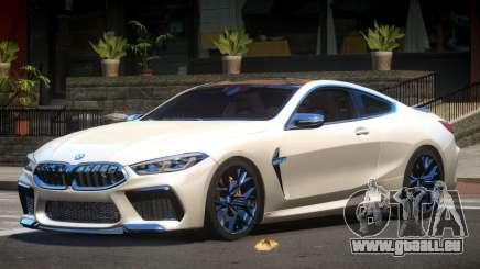BMW M8 Competition für GTA 4
