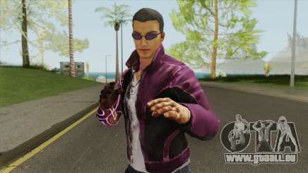 Johnny Gat (Saints Row: Gat Out Of Hell) pour GTA San Andreas