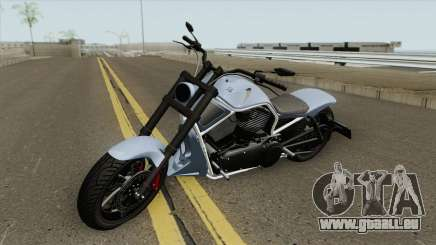 Western Motorcycle Nightblade (V2) GTA V pour GTA San Andreas