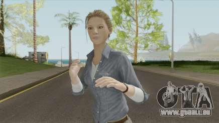 Elena Fisher (Uncharted 3) pour GTA San Andreas