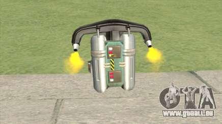Jetpack (HD) für GTA San Andreas