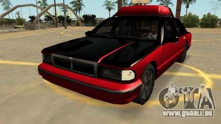 Declasse Premier v2 (FIV, des Badges, des Extras) pour GTA San Andreas