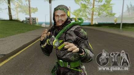 Stalker Skin pour GTA San Andreas