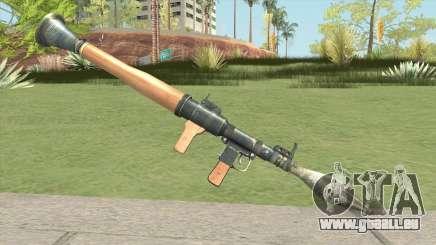 Rocket Launcher (HD) für GTA San Andreas