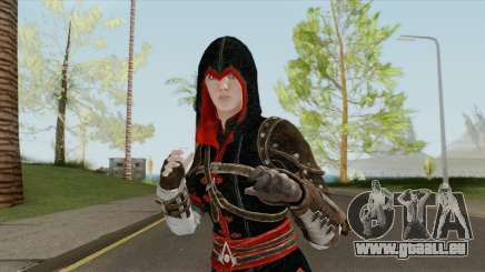 Evie Frye (Assassins Creed Syndicate) pour GTA San Andreas