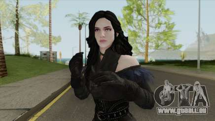 Yennefer (The Witcher 3) pour GTA San Andreas