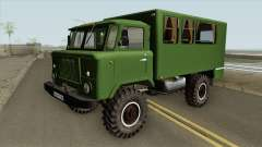 GAZ 66 (HQ)