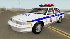 Ford Crown Victoria (Moscow Police) 1997