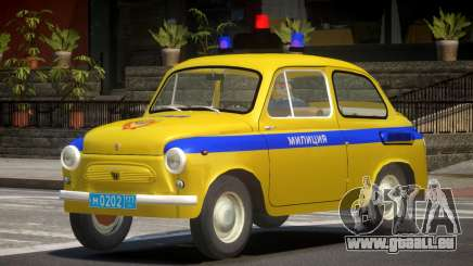 ZAZ 965 Police für GTA 4