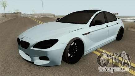 BMW M6 Gran Coupe (Modified) für GTA San Andreas
