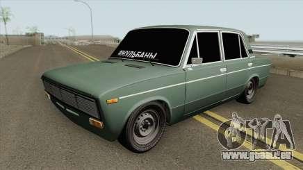 VAZ 2106 (V2) pour GTA San Andreas