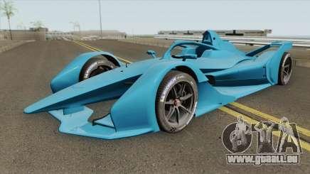 Spark SRT05e (Formula E) 2018 pour GTA San Andreas