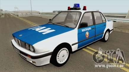 BMW E30 (Police) 1988 für GTA San Andreas