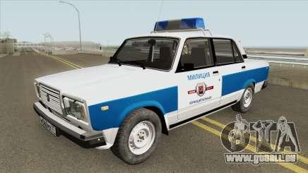 2107 (Kommunale Polizei) für GTA San Andreas