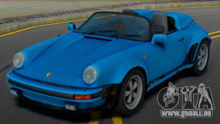 Porsche 911 speedster WTL für GTA San Andreas