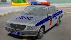 Gaz Volga 3110 Police DPS 2000