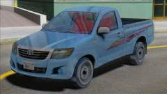 Toyota Hilux 2014 MY pour GTA San Andreas