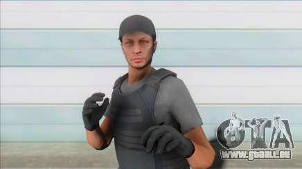 GTA Online Skin (swat) pour GTA San Andreas