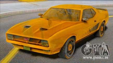 GTA V-style Vapid Ellie GT 500 pour GTA San Andreas