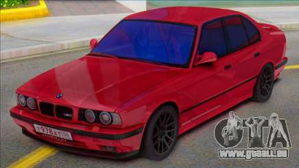 BMW E34 M5 1992 pour GTA San Andreas
