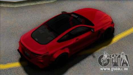 BMW M8 für GTA San Andreas
