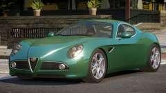 Alfa Romeo 8C Competizione SP