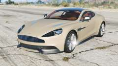 Aston Martin Vanquish 2012 pour GTA 5