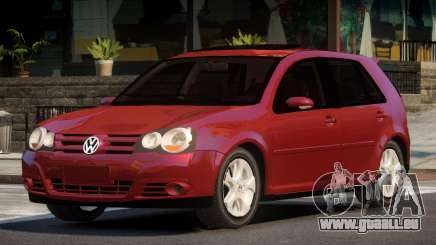 Volkswagen Golf PSI S-Tuned pour GTA 4