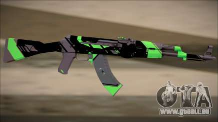 PROJECT ASIIMOV II (lime green) pour GTA San Andreas