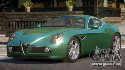 Alfa Romeo 8C Competizione SP für GTA 4