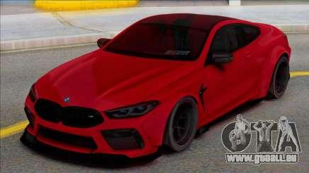 BMW M8 pour GTA San Andreas