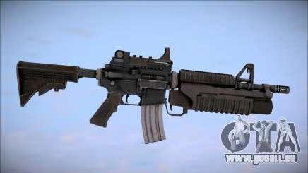 M4 M203 Tactico für GTA San Andreas