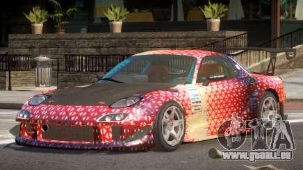 Mazda RX7 CPS PJ9 für GTA 4