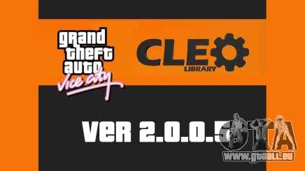 CLEO 2.0.0.5 für GTA Vice City