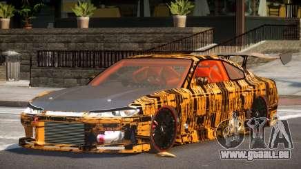 Nissan Silvia S15 RTS PJ5 für GTA 4