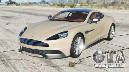Aston Martin Vanquish 2012 für GTA 5