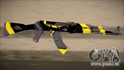 PROJECT ASIIMOV II (yellow) pour GTA San Andreas